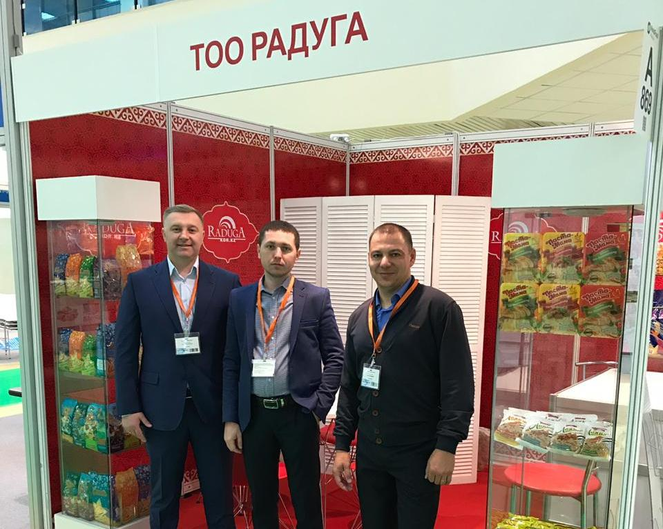 Мы на НouseHold Expo и WorldFood Moscow 2018